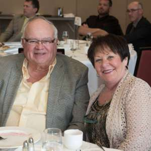 May 2016: AGM and President's Luncheon