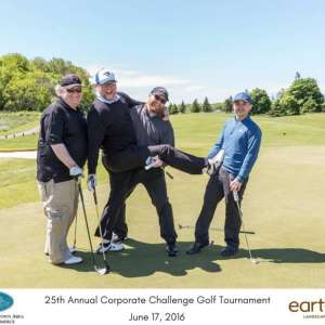 June 2016: Corporate Challenge Golf Tournament