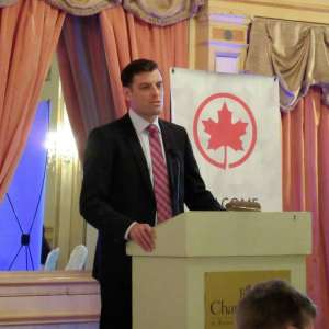 April 2016: Air Canada Business Builder Luncheon