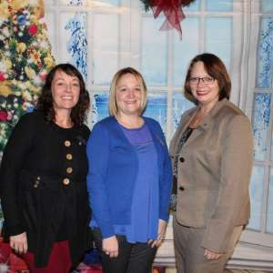 December 2016: Holiday Reception Photo Booth